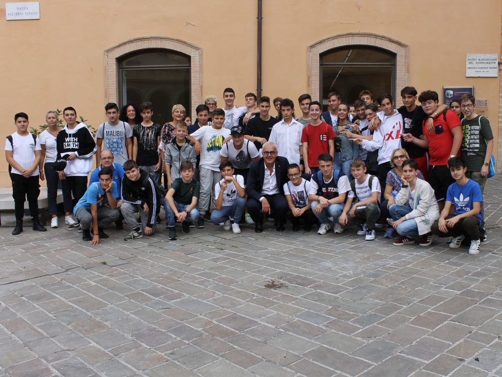 Incontro-sindaco-studenti-Bramante-Pannaggi